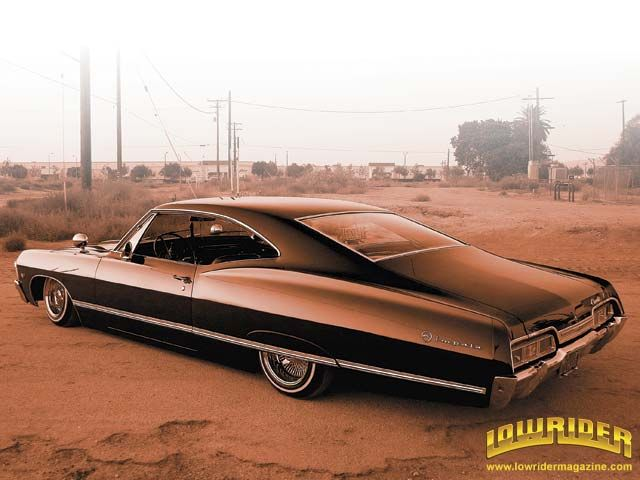 old skool impala