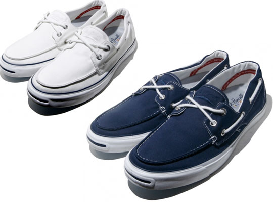 Converse Jack Purcell Boat shoe   DAILY